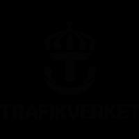Trafikverket grå logotyp