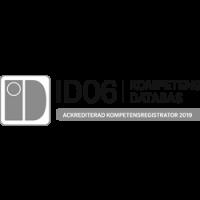 ID06 grå logotyp